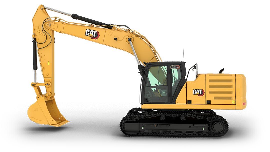 新一代CAT®330 GC 液压挖掘机